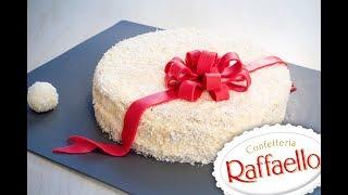 RAFFAELLO Coconut Cake Recipe | How To Cook Raffaello Coconut Cake