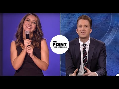 Jordan Klepper and Rachel Feinstein on Comedy's Influence Today - The Point