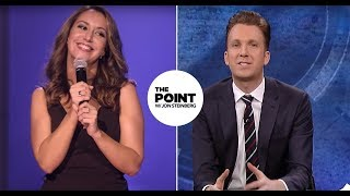 Jordan Klepper and Rachel Feinstein on Comedy's Influence Today - The Point