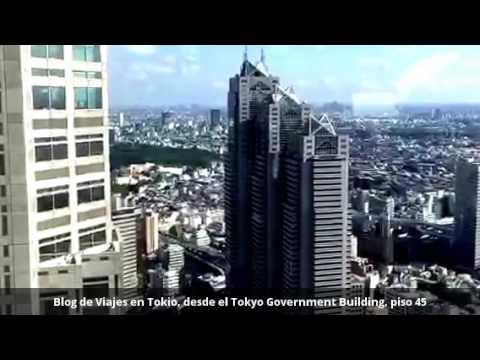 Tokio desde el Government Building