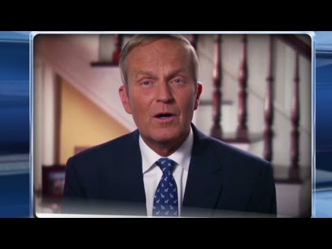 Congressman Todd Akin holds firm to his Senate bid