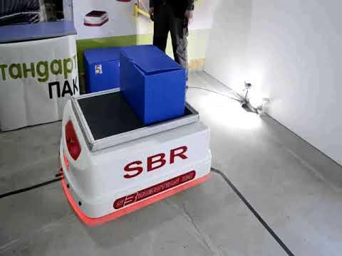 видео: Автономная универсальная платформа AGV