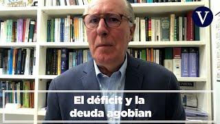 El déficit y la deuda agobian a España| Gay de Liébana