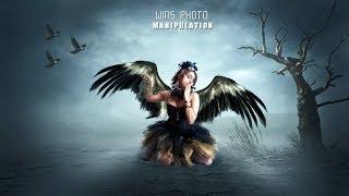 wins Photo Manipulation | How To Soft Light Effect | in Photoshop Cs6 Tutorila - Photo Effects