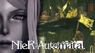 Nier: Automata [PART 4] Machine Recon (PC)
