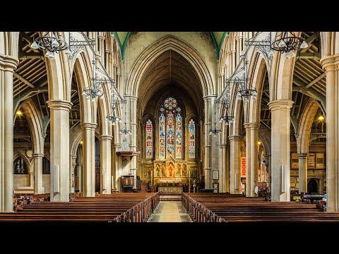 London - Saint Mary Abbots church in Kensington