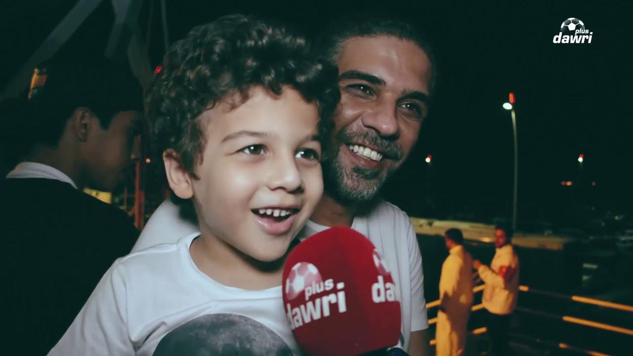 ردة فعل جماهير الوحدة والاتحاد في الجولة 18 من دوري كأس الأمير محمد بن سلمان للمحترفين