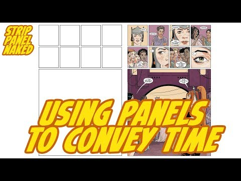 How Panel Sizes Convey Time in Comics | Strip Panel Naked