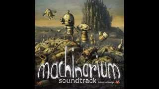 The Glasshouse with Butterfly - Machinarium [music]