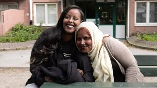 Cherrie: The Scandinavian RnB star with Somali roots - BBC Africa