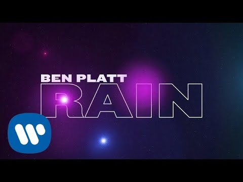 Ben Platt - RAIN [Official Lyric Video]