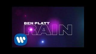 Ben Platt - RAIN [Official Lyric Video]