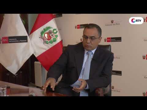 Entrevista al Ministro de Economía