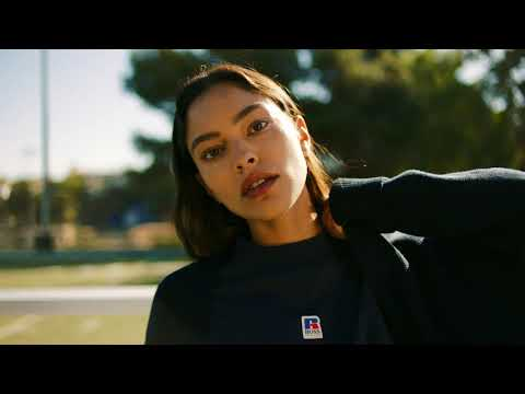 BOSS x Russell Athletic Pre Fall 2021 Campaign