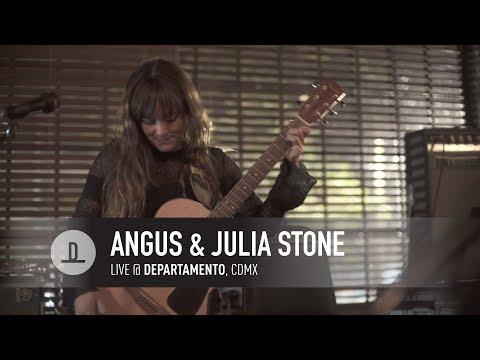 Angus & Julia Stone   Live @ Departamento, CDMX