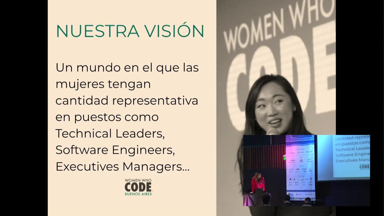 Image from Qué es y qué hacemos WWCode - Nuestros primeros 6 meses de gestión, por Silvia Daniela Belvedere