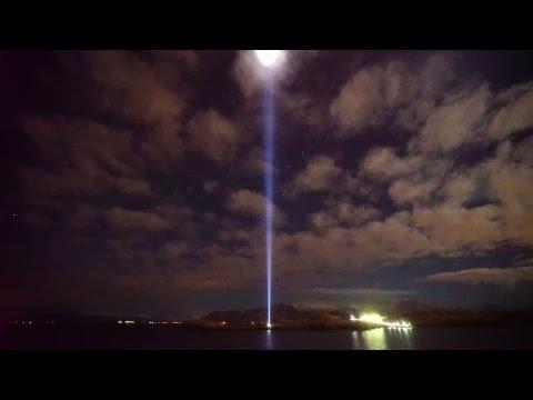 IMAGINE PEACE TOWER Live Stream Dec 7th 2017