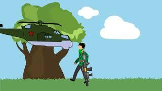 Военный мульт.