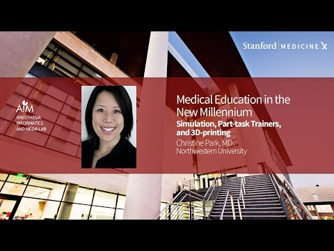Stanford Med X Live! Experiential learning and putting knowledge into practice: Simulation