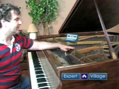 How To Use An Electronic Piano Tuner: Musical Instrument Tuning Equipment