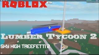 Roblox: Lumber Tycoon 2: Die himmelhohe Baumfetti-Maschine EP2