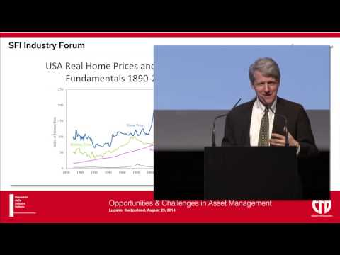 Nobel Prize Prof. Robert J. Shiller on Market Efficiency and the Role of Finance in Society