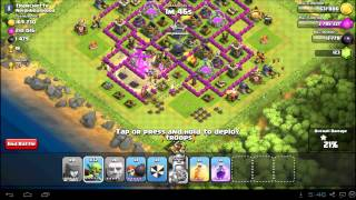 Clash of Clans Town Hall 8 Farming Strategy Guide | TH8 Farm