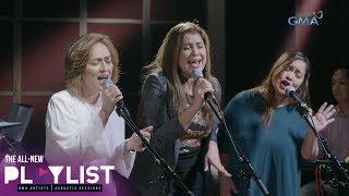 Playlist: Tres Marias (Tina, Sheryl and Manilyn) – Kaibigan and Dear Friend Medley