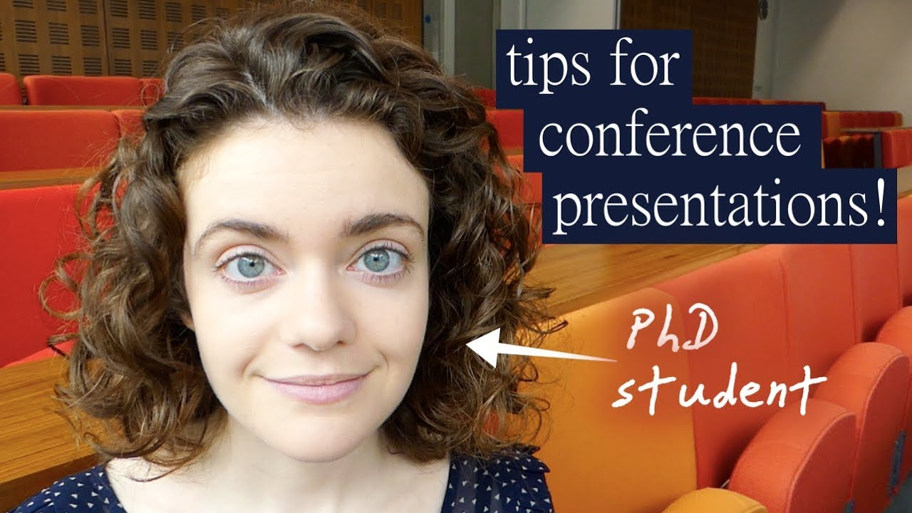 Download Tips for Conference Presenting!