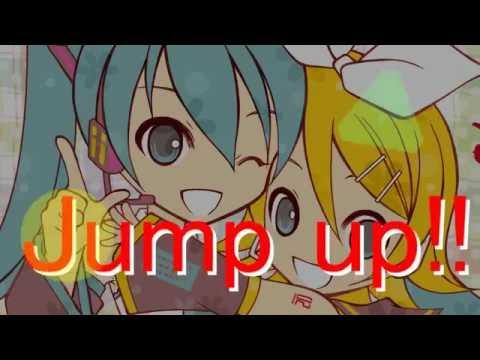 初音ミク・鏡音リン『JUMP UP!!』しるかわ【 VOCALOID 新曲紹介】