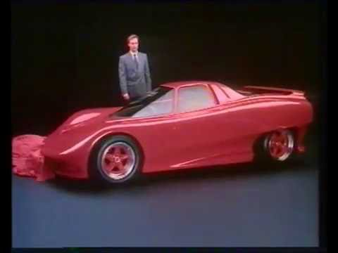 Norwich Union super car 1989 (OLD Adverts)