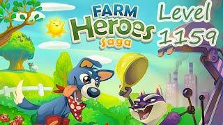 Farm Heroes Saga Level 1159