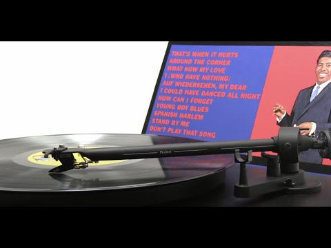 Ben E. King - Stand By Me (Official Vinyl Video)