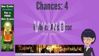 Roblox ads error GA 18
