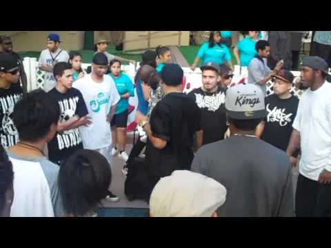 B-BOY SUMMIT LOS ANGELES - XTREME MOVEMENT