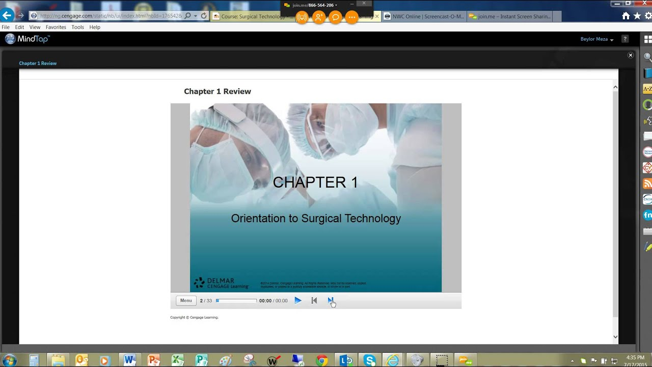 Orientation To Surgical Technology Aad Program Online Glendale