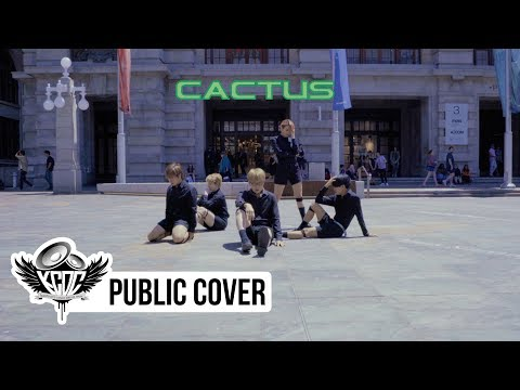 [KPOP IN PUBLIC 4K] A.C.E (에이스) | Cactus (선인장) | DANCE COVER [KCDC]