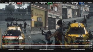 Dead Rising 3 PC Unlocked Frame-Rate Tests (Core i5 3570K at 4.5GHz/GTX 780)