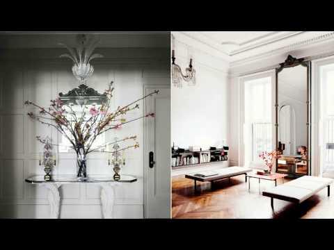 🔝 Mirror Interior Design Ideas   DIY Wall Mirror Frame Decorating Living Room Bedroom Crafts 2018