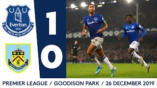 DCL WINS IT IN ANCELOTTI'S FIRST GAME! | EVERTON 1-0 BURNLEY