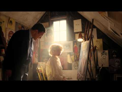 'Big Eyes' Featurette With Amy Adams and Margaret Keane