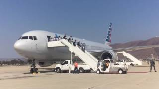 Dallas Cowboys Arrival