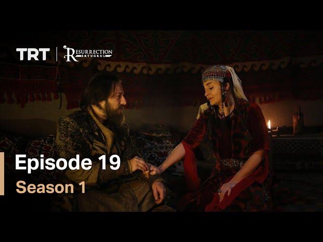 Resurrection Ertugrul Season 1 Episode 19