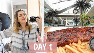 Βλογκοστή Day 1: Βόλτα στο mall | Marinelli