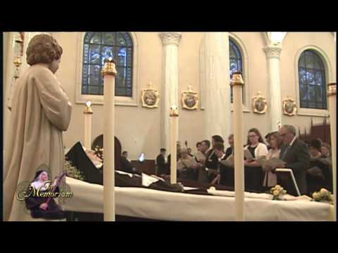 In Memoriam Mother Angelica, Vigil and Rosary - 2016-03-31