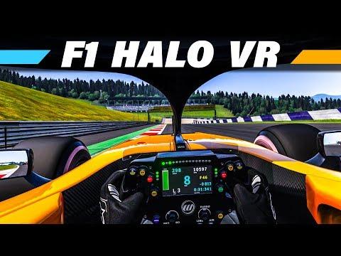 F1 + HALO in VR testen mit Dookie – Assetto Corsa Formula RSS MOD Deutsch | Gameplay German