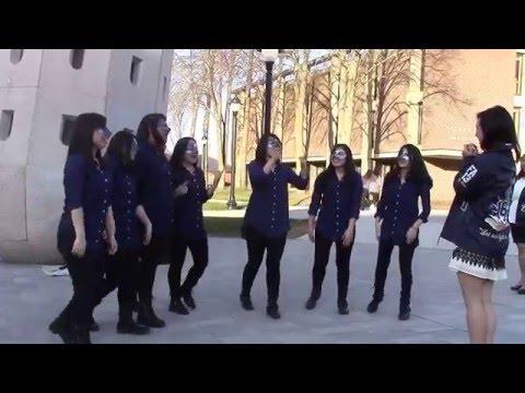 Delta Phi Lambda Spring 2016 University of Connecticut Charter Class Reveal Part 1