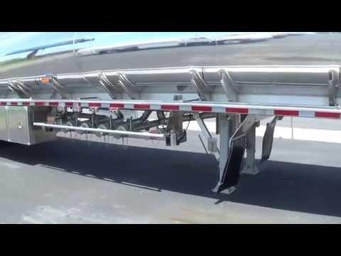2014 NEW Tremcar  9200X4 Alum Tanker Stock # 142317
