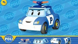 Робокар Поли на русском. Игра: Поли спасает автобус. Обзор игры для детей