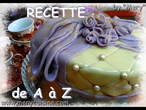 """recette-de-gâteau-d'anniversaire-facile-by-""""mery"""""""